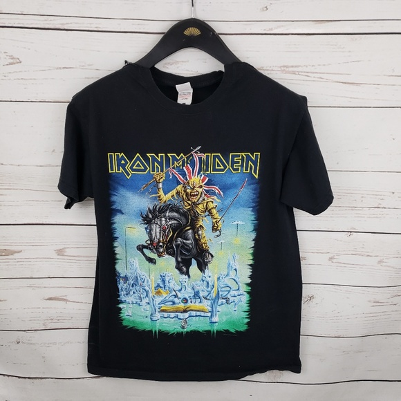 Fruit of the Loom Other - Iron Maiden 2014 England Tour Merch tshirt